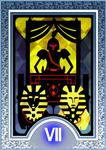 Persona Tarot Card HD - The Chariot