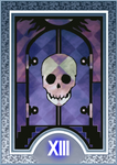 Persona Tarot Card HD - Death