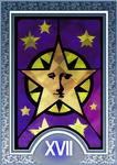 Persona Tarot Card HD - The Star