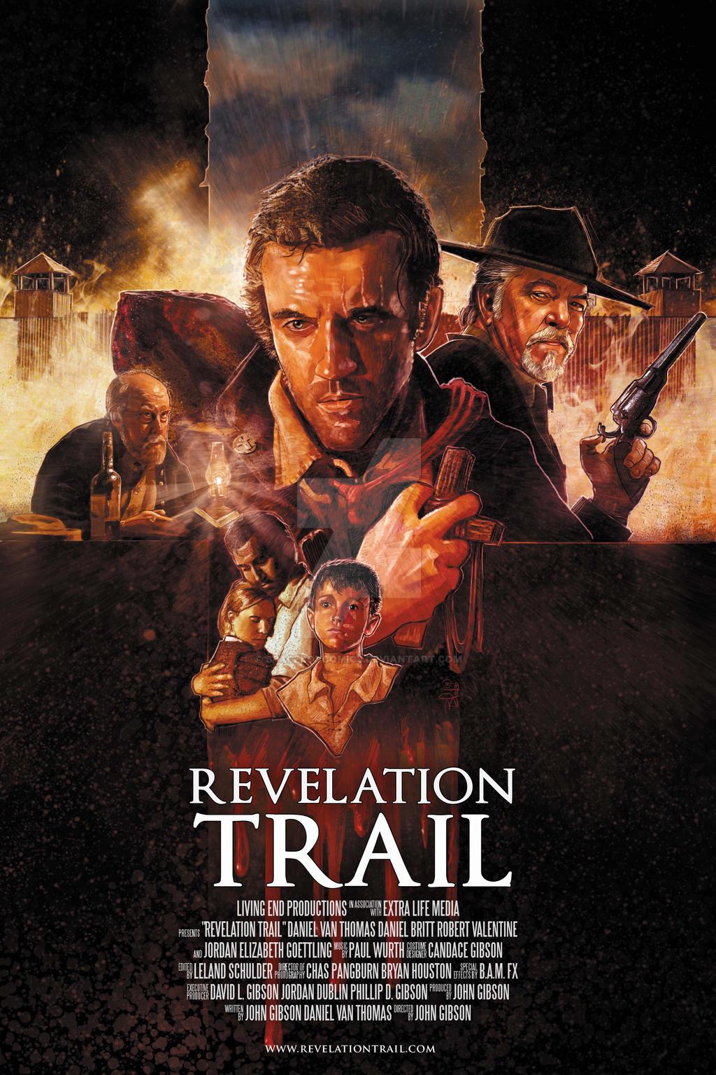 Revelation Trail Poster Variant 2
