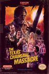 Texas Chainsaw NES Box