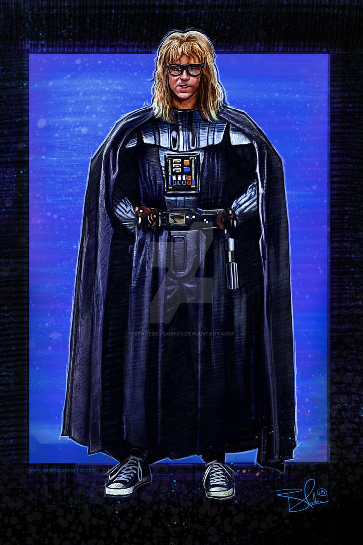 Garth Vader by Spaceboycomics