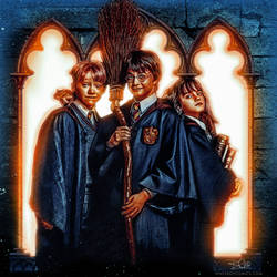 Gryffindors!