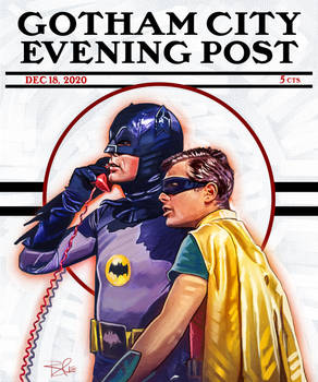 GOTHAM EVENING POST