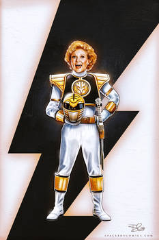 The Betty White Ranger
