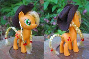Apple Jack Custom Doll by daisymane