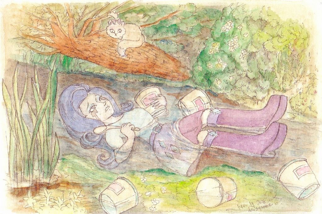 Ophelia by daisymane