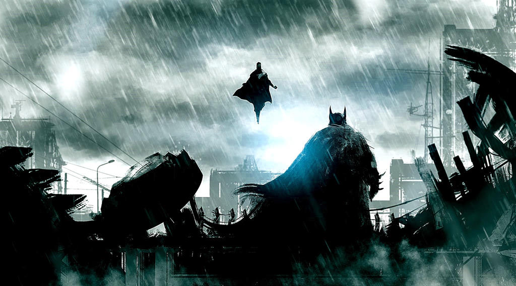 Batman V Superman Wallpaper Zack Snyder Colors By LKururugi2518