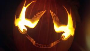 Tattoo Pumpkin by Draug419