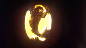 Koi carving retry by Draug419