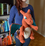 Crochet Charizard!