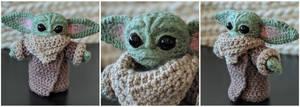I made a Baby Yoda!