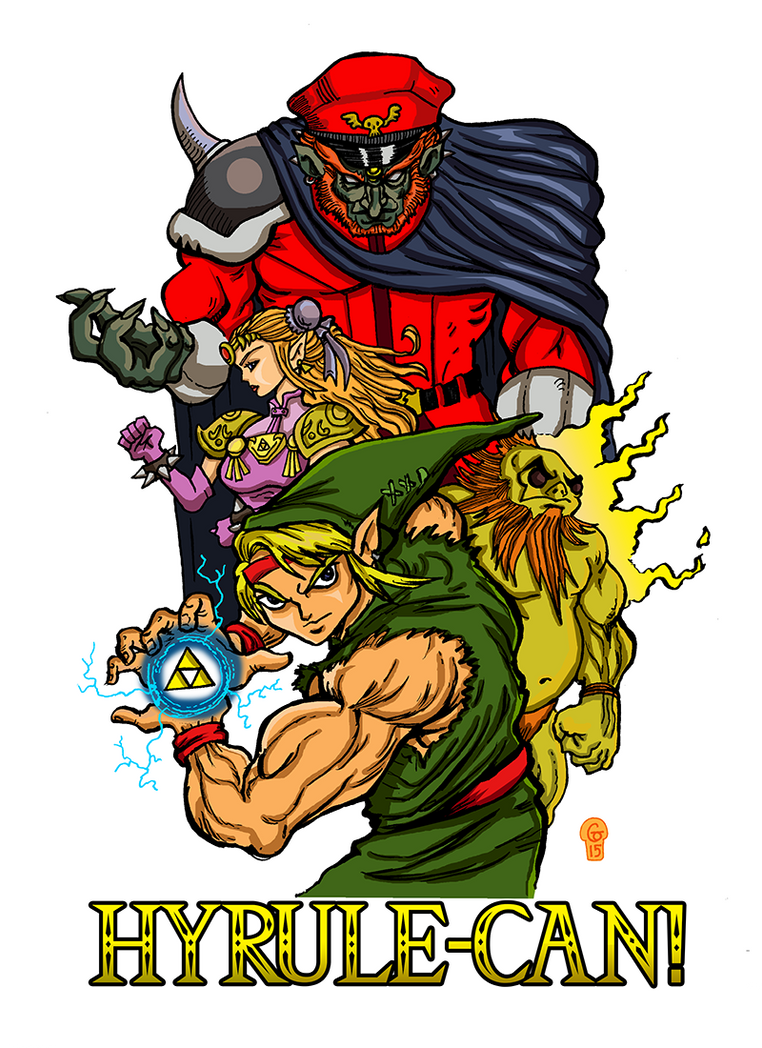 Hyrule-Can! by Eastforth