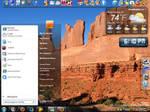 My 7 Desktop on XP