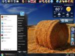 My Black  7 Desktop on XP