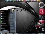 My August Desktop