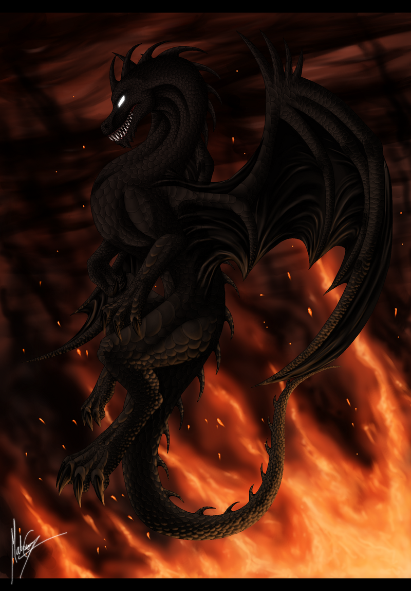 Fire of malice by xXgunderXx