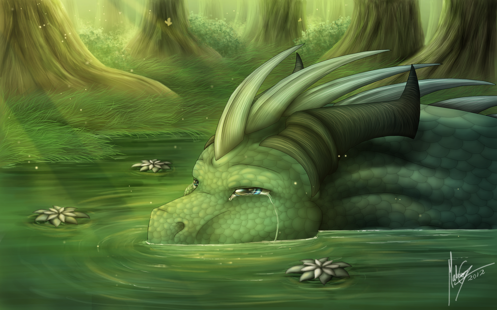 The Forest by Shadow-Kento