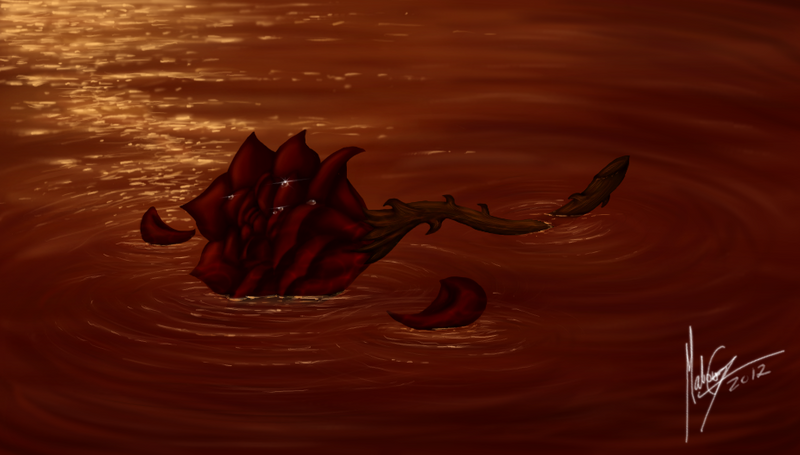 Last flower by Shadow-Kento