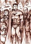 Batfamily Portrait