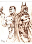 Punisher vs Batman