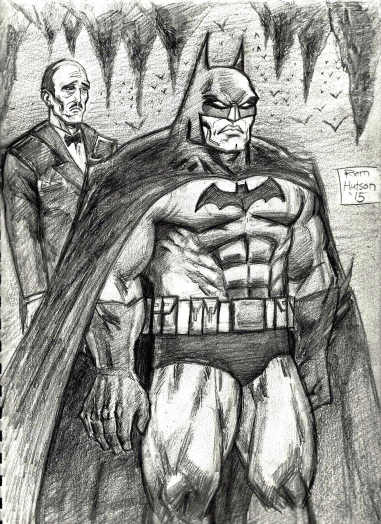 Master Wayne's Choice by MisterHydesSon