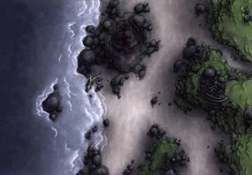 Dark Sands by Caeora