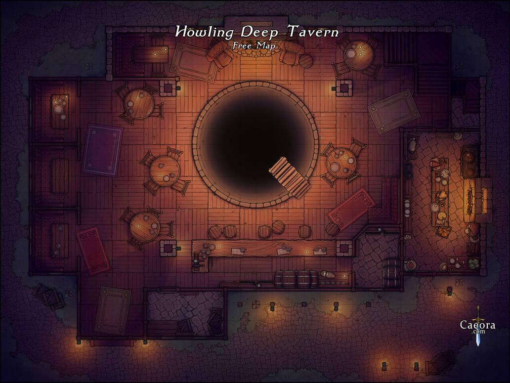 Howling Deep Tavern