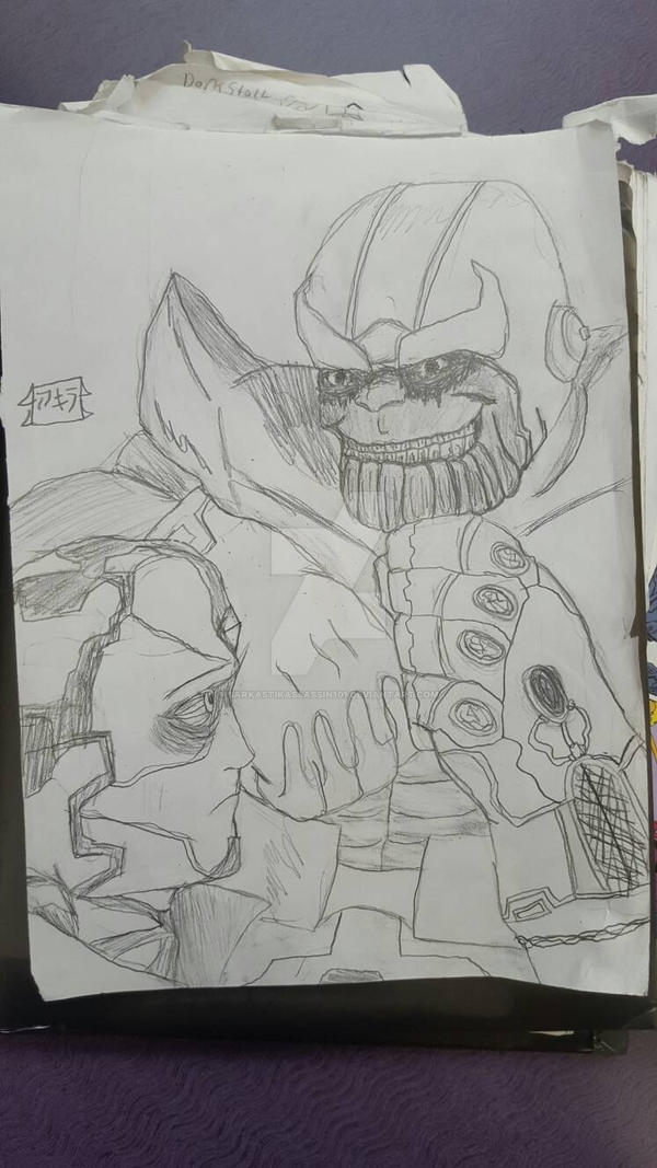Junji Ito: Infinity War by SarkastikAssassin101