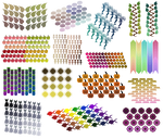 Pixel Palette pack 2 by Ahborson
