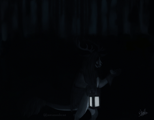 Void through the forest [Personal piece]