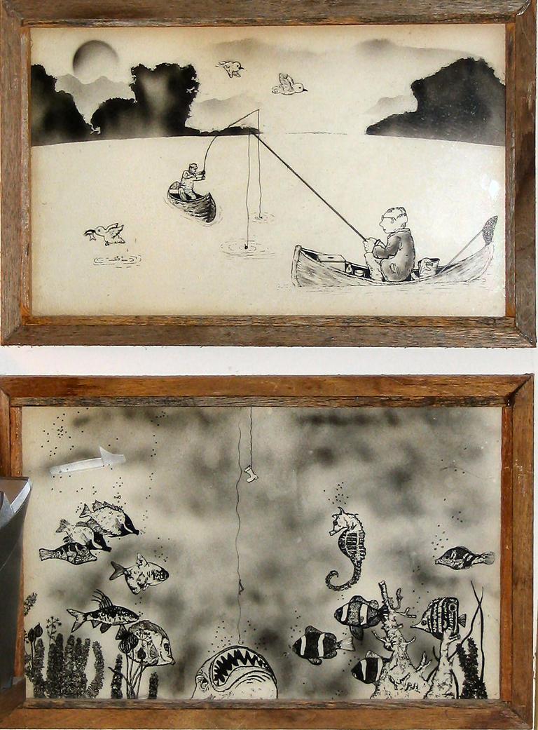 Gone Fishin by mdandree