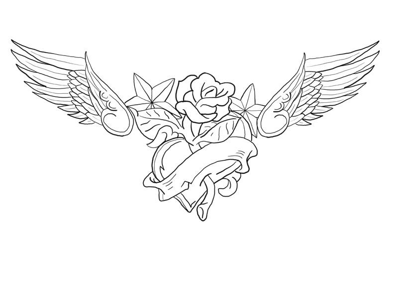 New Line Art Design : Chest tattoo piece by nalufein on deviantart