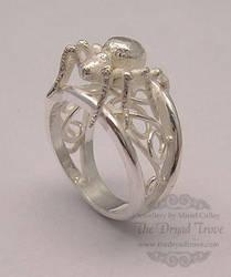 Ring of the Drow Priestess by Tzel-ha-Lyla