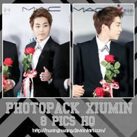 Xiu Min (EXO) PHOTOPACK#1 by Hwanghwang