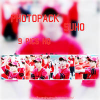 Suho (EXO) PHOTOPACK#10 by Hwanghwang