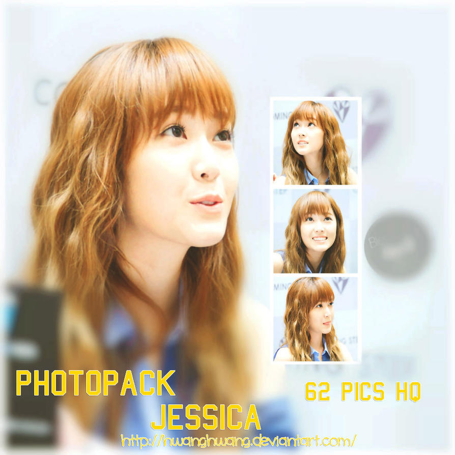 Jessica (SNSD) PHOTOPACK#14 by Hwanghwang