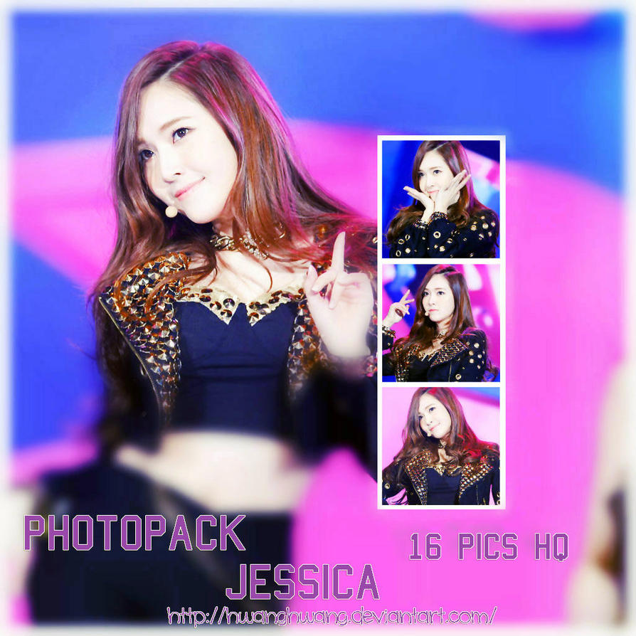 Jessica (SNSD) PHOTOPACK#16 by Hwanghwang