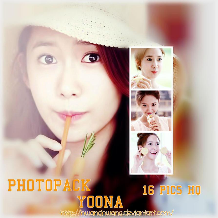 Yoona (SNSD) PHOTOPACK#21 by Hwanghwang