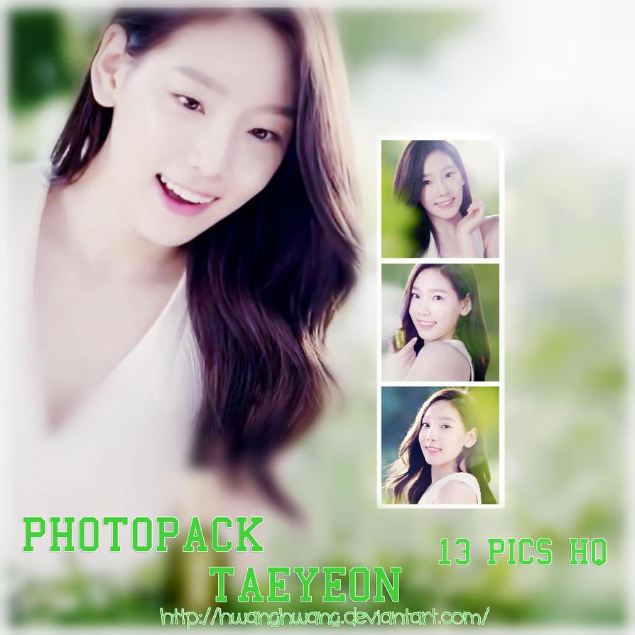 TaeYeon (SNSD) PHOTOPACK#22 by Hwanghwang
