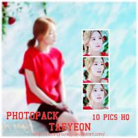 TaeYeon (SNSD) PHOTOPACK#55 by Hwanghwang