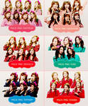 [SHARE] Pack Renders SNSD by Zinyhwang