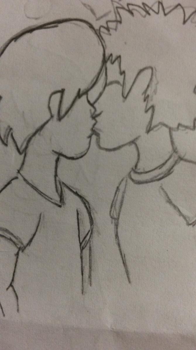 Kissy Kissy! by mongoose167