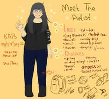 Meet The Artist - KAB!