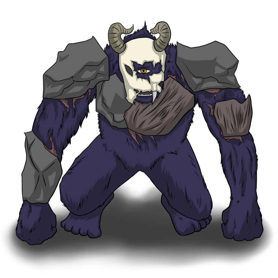 Armoured ape by Storm-Cwalker