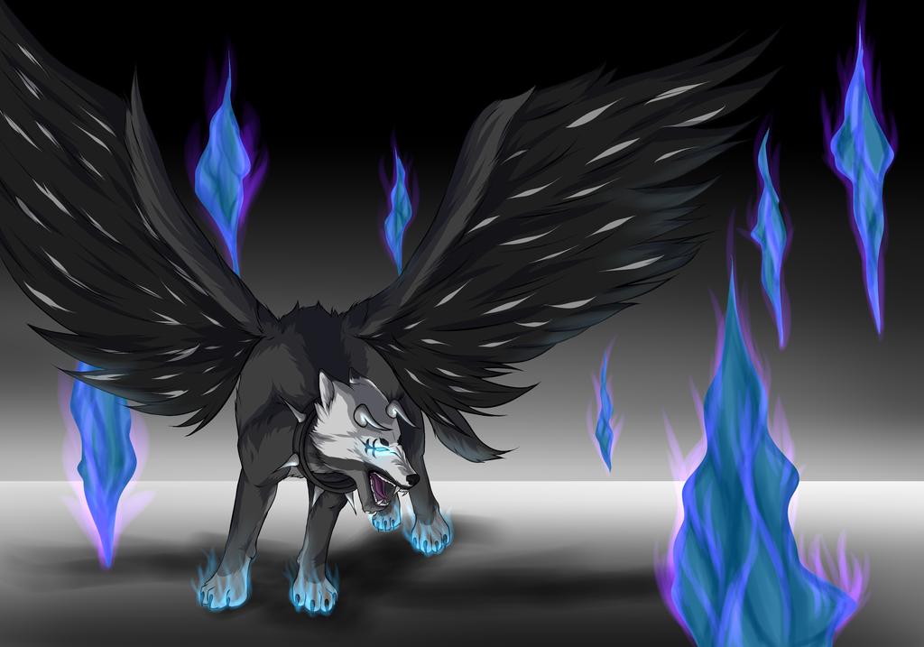 Kiriban prize: Dark phoenix by Storm-Cwalker