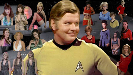 Star Trek (Capt Benny Hill)