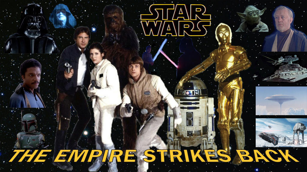 Star Wars - Empire Strikes Back by RoyPrince