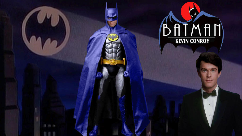 Kevin Conroy As Batman by RoyPrince