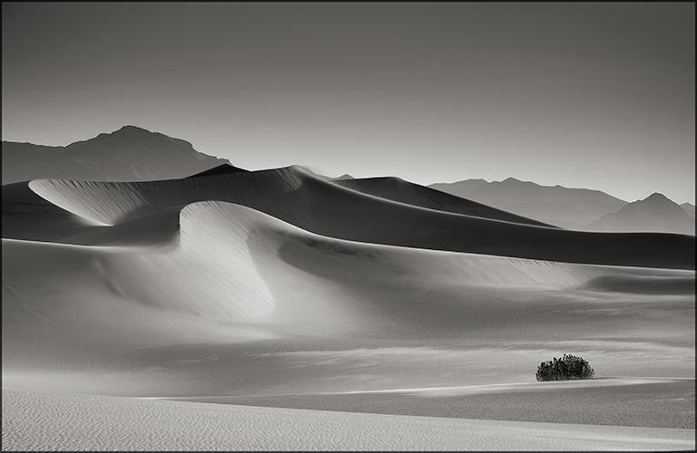 Death Valley, Dunes